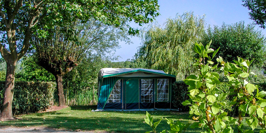 emplacements camping Val-Vert - Royan - charente-maritime